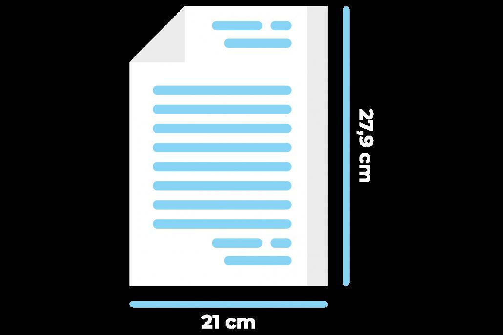 Bild der Druckvorlagen im Printdesign
